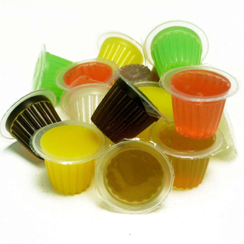 Jelly Pots Assorted